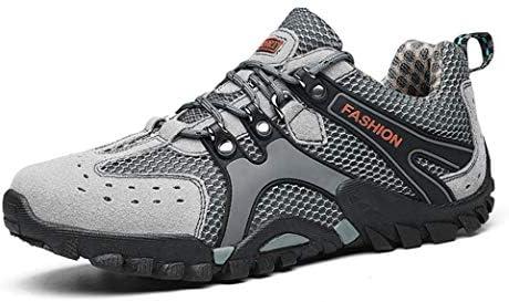 登山靴 メンズ トレッキングシューズ アウトドアシューズ スニーカー ハイキングシューズ ウォーキングシューズ 軽量 通気性抜群 滑りにくい 歩きやすい おしゃれ 旅行 キャンプ 四季 カーキ グレー ブラック ブラウン