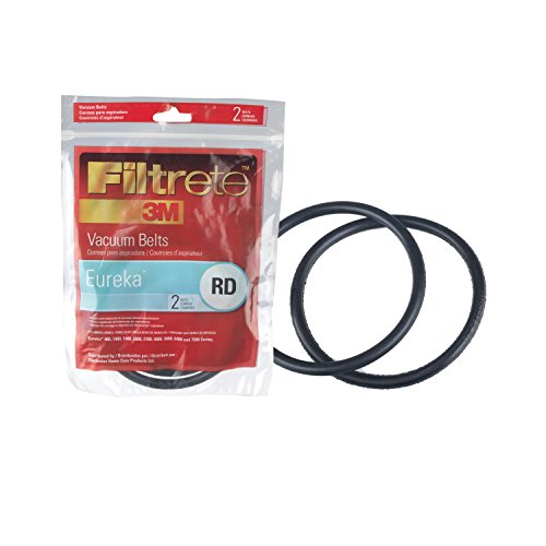 Filtrete Eureka RD Belt, 2 Belts Per Pack