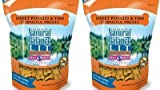 Natural Balance L.I.T. Sweet Potato and Fish Formula Dog treats - Small Breed - 16-Ounce (2 Packs 8 ounce each)