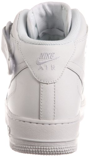 Mid Air 111 Weiß '07 NIKE Basketballschuhe 1 White Herren Force White Ca5wCIq