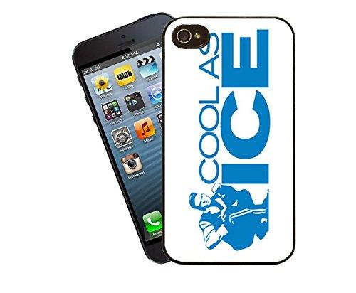 Cool as Ice - Vanilla Ice iPhone Tasche - wird diese Abdeckung Apple Modell 4 und 4 s - von Eclipse-Geschenk-Ideen passen