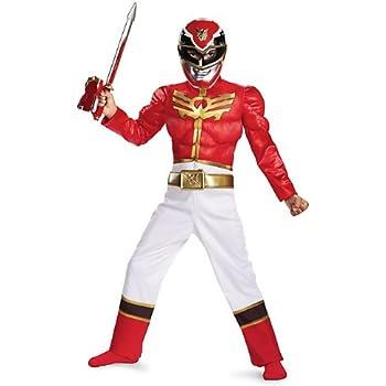 Amazon.com: Disguise Saban Super Megaforce Power Rangers ...