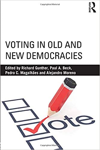 Voting in Old and New Democracies: Richard Gunther, Paul A ...