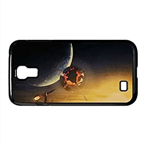 Planet Explosion Watercolor style Cover Samsung Galaxy S4 I9500 Case
