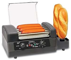 Howell HO.HDM305 máquina de hotdog - Máquina de perritos calientes