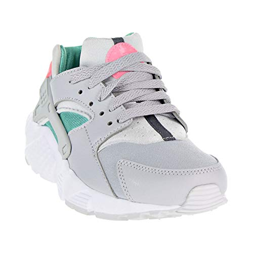 Huarache Youth Nike Gs Wolf Eu textile Formateurs Run 36 Synthetic Grey qHx5O7w