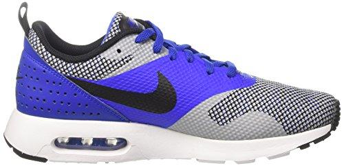 Nike Air Max Tavas Prm, Zapatillas para Hombre Azul (Racer Blue/black/wolf Grey)