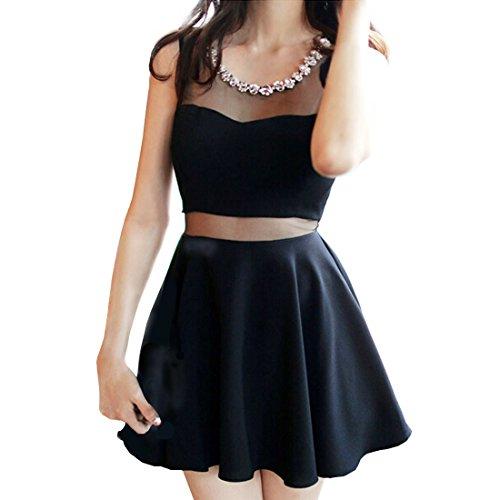 Gothic Dress Short - 5