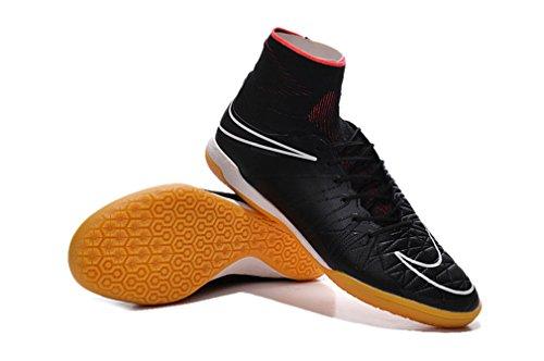 Herren hypervenomx Proximo IC MD schwarz Hi Top Fußball Schuhe Fußball Stiefel