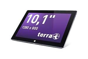 Wortmann AG TERRA PAD 1060 64GB Black - Tablet (Minitableta, Windows, Pizarra, Windows 8.1, Negro, Polímero de litio)