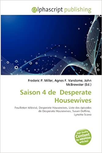 Saison Desperate Housewives