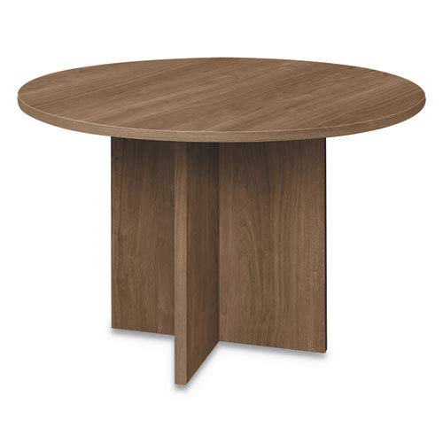 HON Foundation Round Conference Table, 47 Dia x 29 1/2h, Pinnacle