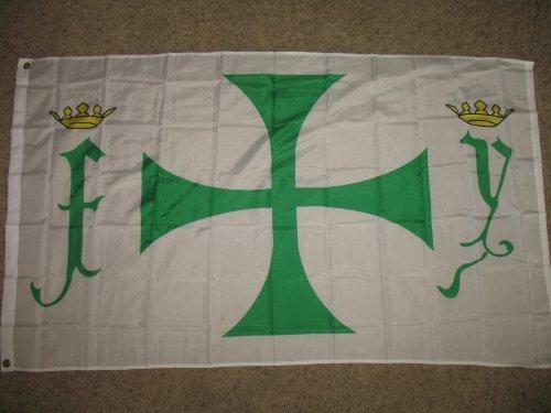 3x5 Christopher Columbus Flag Historical Banner Italy Italian Pennant New
