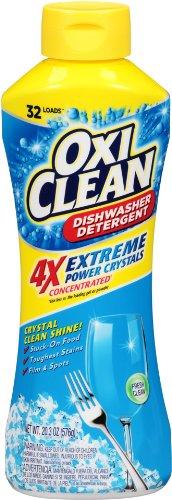 dishwasher detergent oxy - 8