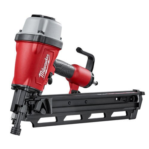 Milwaukee 3-1/2 in. Full Round Head Framing Nailer | Hardware Power Tools for Your Carpentry Workshop, Machine Shop, Construction or Jobsite Needs