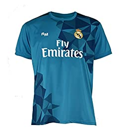 Real Madrid - Replica Ronaldo - Maillot de Football - Homme