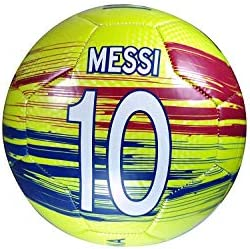 Icon Sport Group FC Barcelona Authentic Official Licensed Soccer Ball Size 5-10-1