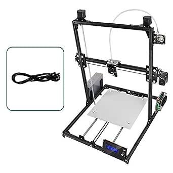 MXECO Flsun C-Plus Kit de impresora 3D Área de impresión grande ...