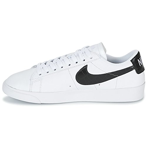 Basket white Donna Bianco Scarpe W Blazer Nike Da 100 Low black 1qxXngwa