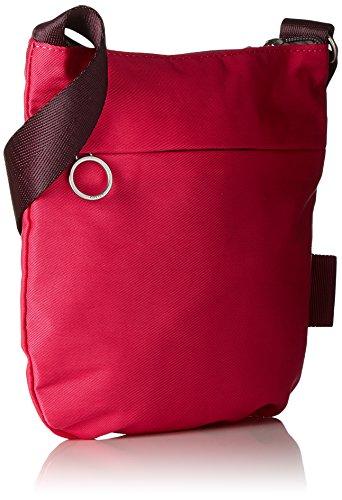 Oilily Groovy Shoulderbag Svz - Bolsos bandolera Mujer Rosa (Pink)