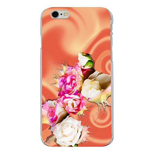 """Disagu Design Case Coque pour Apple iPhone 6 PLUS Housse etui coque pochette """"Splashing rose"""""""