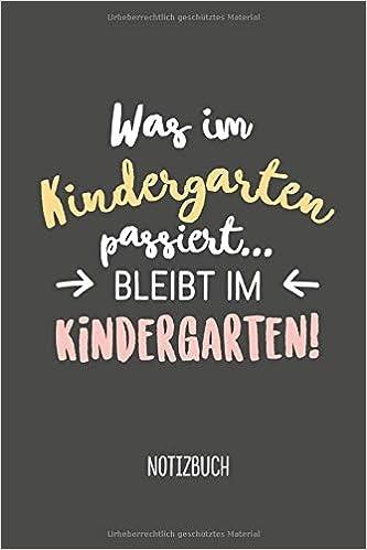 Was Im Kindergarten Passiert Bleibt Im Kindergarten A5