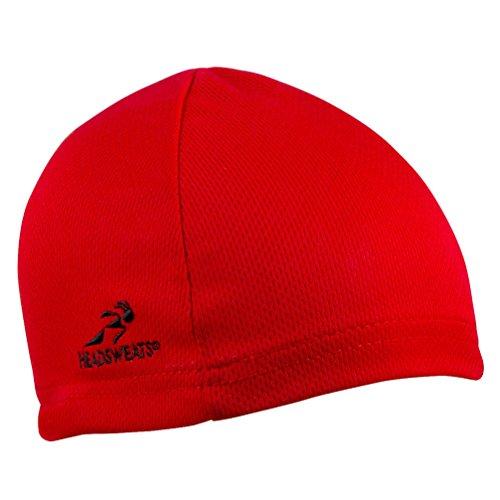 (Headsweats Skullcap Beanie, Red, One Size)