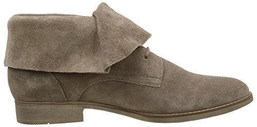 Mujer Gabor Fashion Gris 13 Wallaby para Botines Shoes qRwBA