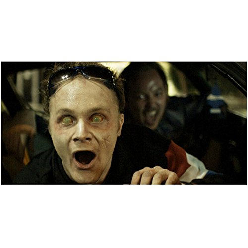 David Anders 8 inch x10 inch Photo Alias iZombie The Vampire Diaries The Revenant in Car w/Chris Wylde Green Eyes kn