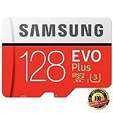 Samsung Micro SD EVO+ 128GB Memory Card
