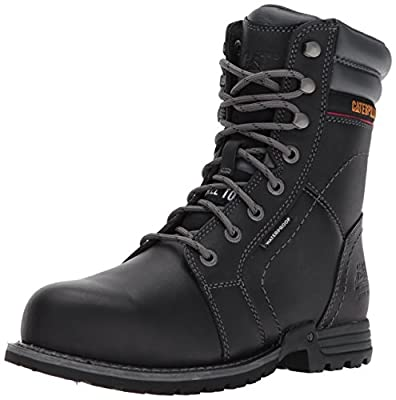 Caterpillar Women's Echo Waterproof ST/Black Industrial and Construction Shoe