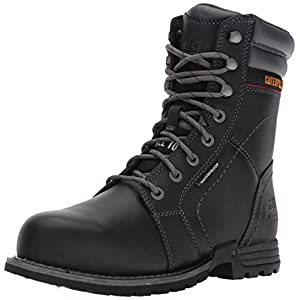 Caterpillar Women's Echo Waterproof ST/Black Industrial and Construction Shoe