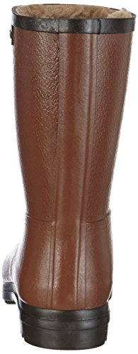 Brown Faconnay Boots Lady Ambre 1 Women's Aigle ISawxS