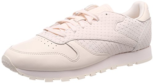 pale Leather Femme 000 Rose Pink Classic Ii Reebok Basses Sneakers PqCc0vBw7