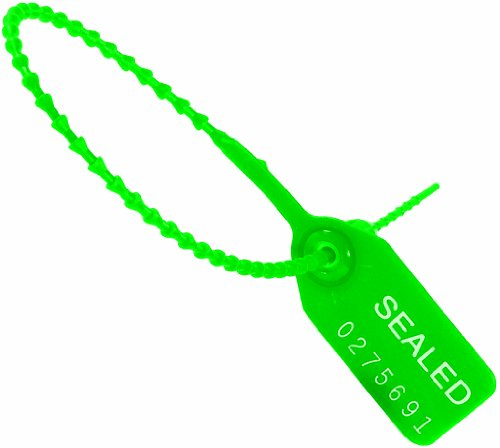 Aviditi-SE1005-Tug-Tight-Pull-Tight-Seals-12-Green-Pack-of-100