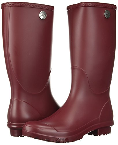 12 Rain Boot Matte US UGG Women's M Shelby Garnet wAYqH6Y
