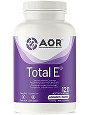 AOR - Total E 120 Softgels - Complete Vitamin E Complex