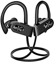Mpow FLAME2 Bluetooth Headphones Sport, 12Hrs & Bluetooth 5.0 Wireless Sport Earphones, IPX7 Waterproof Running...