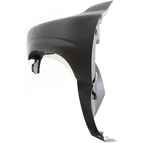 Diften 110-A2888-X01 - New Fender Front Driver Left Side Primered Full Size Truck Suburban Chevy LH