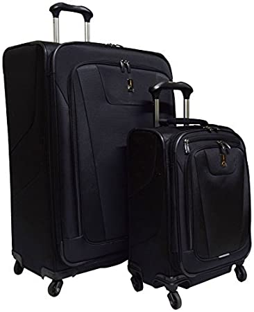 796cf00c4 Amazon.com: Travelpro Maxlite 4 Expandable Spinner 2 Piece Set (21