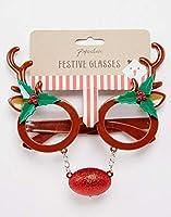 180 degrees Reindeer Glasses (Reindeer Glasses)