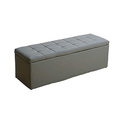 Brilliant Amazon Com Footstool Storage Stool Upholstered Ottoman Bralicious Painted Fabric Chair Ideas Braliciousco