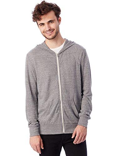 Alternative Mens Eco Hoodie Sweatshirt