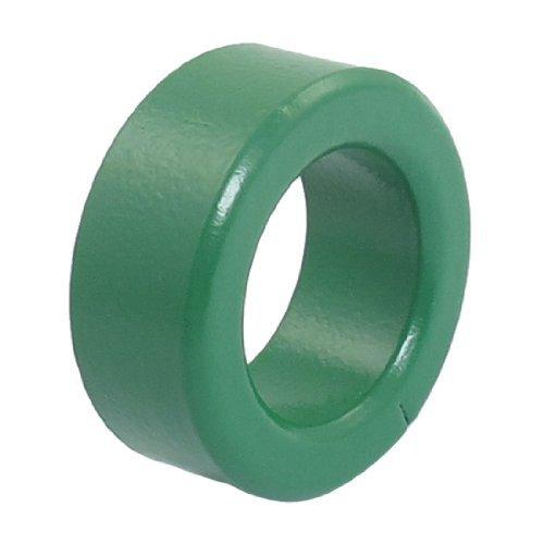 DealMux 36mm Outside Dia Green Iron Inductor Coils Toroid Ferrite Cores DLM-B009N83QQU