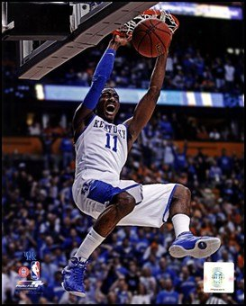 John Wall University of Kentucky Wildcats 2010 Action Art Poster PRINT Unknown 8x10