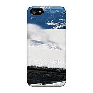 High Grade Special-G Flexible Tpu Case For Iphone 5/5s - Sports Snowboarding