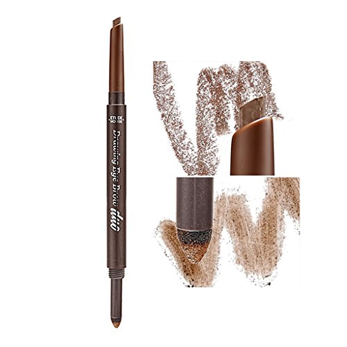 Etude House Drawing Eye Brow DUO #4 Red Brown