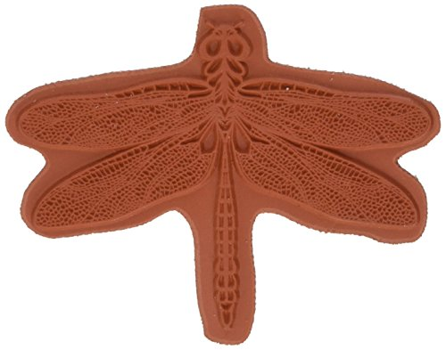IndigoBlu IND0133 Cling Mounted Stamp, Dragonfly Dinkie