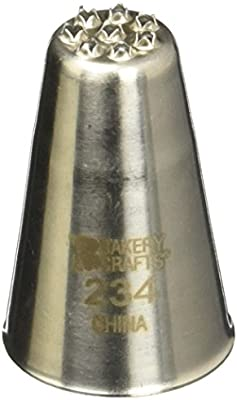 Standard Oasis Supply No.88 Stainless Steel Icing Tube