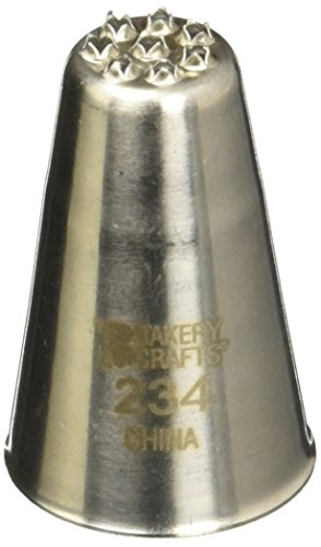 Oasis Supply Stainless Steel Icing Tips, No.234, X-Large